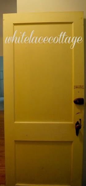 Adding an Old Door