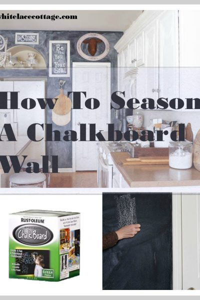 Chalkboard Wall Tips Don't Make This Mistake!