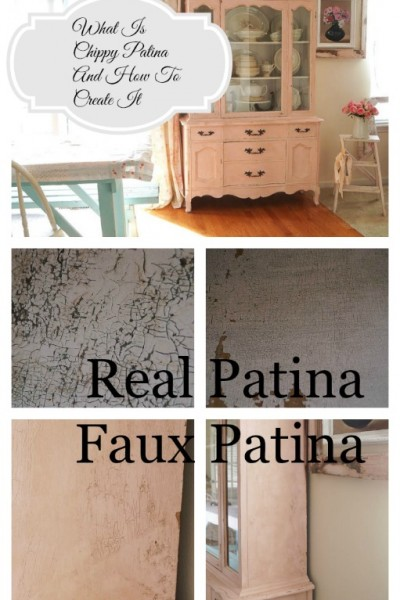 What Is Chippy Patina?