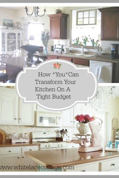 Kitchen Design Ideas Budget Friendly