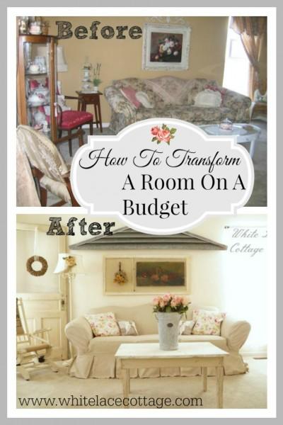 Home Decor Ideas On A Budget