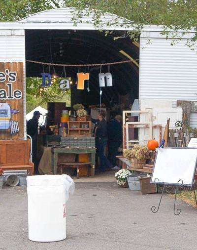 Nellie's Barn Sale 2015