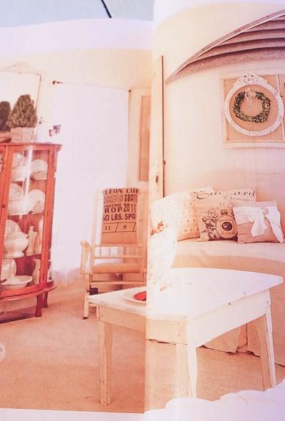 Romantic Homes Magazine Dreams Come True