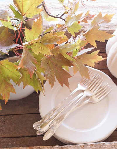 Simple Centerpieces For Everyday Fall