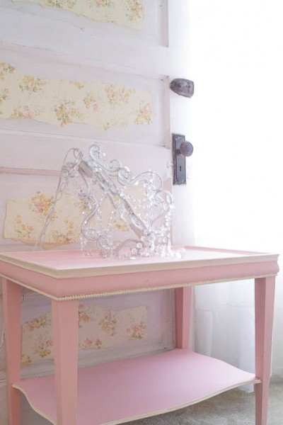 Accent A Piece Of Furniture With Paint