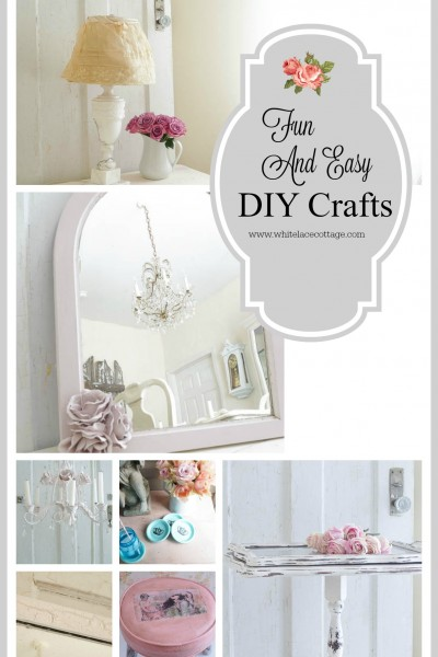 Fun And Easy DIY Crafts