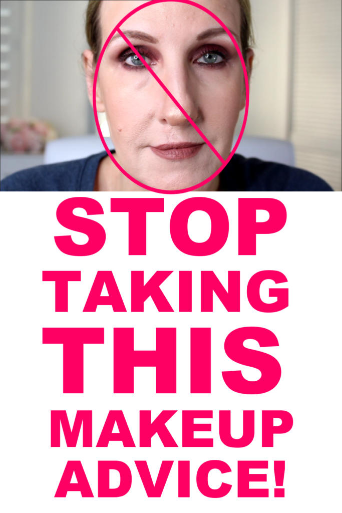 WHY MAKEUP MAKES ME LOOK WORSE